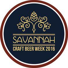 New Untappd Badge: Savannah Craft Beer Week (2016)