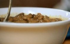 A receita de caldinho de feijão do Botequim Informal
