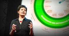 ❛Kate Raworth❜ A healthy economy should be designed to thrive not grow