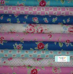 Flower Sugar Fall 2013 Half Yard Bundle, $47.25, Skye Reve Fabrics