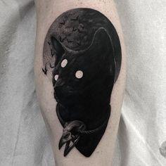 animal tattoos 30 Animals Tattoos Ideas You Will Love Goth Tattoo, Dark Tattoo, Tattoo On, Piercing Tattoo, Body Art Tattoos, Sleeve Tattoos, Piercings, Tattoos Skull, Blackwork