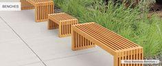 Teak Benches - Outdoor Garden Benches | Buy Country Casual