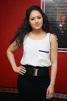 Nikesha Patel New photos at Cinema Spice Magazine Launch, Actress Nikesha Patel trendy stills at Cinema Spice magazine