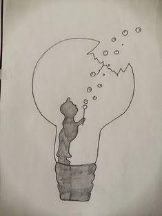 Pencil, Draw, Pictures, To Draw, Photos, Photo Illustration, Sketch, Tekenen, Resim