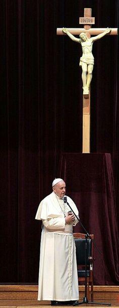 Visit Republic of Korea (16 / Aug / 2014), Francis Pope Mass (1 million people participated)