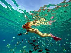 Cabo Pulmo Beach - National Marine Park, Cabo Pulmo, East Cape, Baja California Sur, Mexico