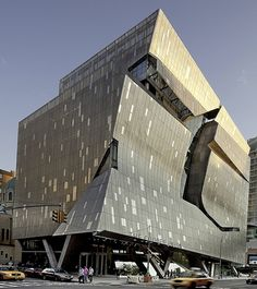 41 Cooper Square, New York City, designed by Morphosis, 2009, photo by Adam Elstein