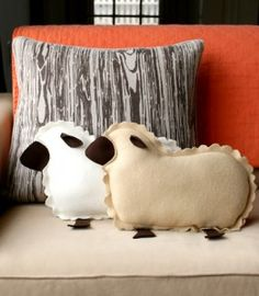 18 Nursery DIY Projects (I just love the sheep)