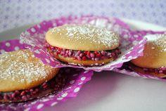 Pear & Blackberry Whoopie Pies by Torie Jayne