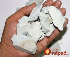 Image Credit: Newstone Zeolite Rocks Before we get into the heavy science behind zeolite, let's take a minute to appreciate it for what they are. Rocks that can clean, deodorize and absorb unwanted moisture. Pet Urine, House On The Rock, Smudge Sticks, Natural Cleaning Products, Household Products, Natural Living, Deodorant, Natural Health, Helpful Hints