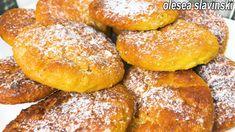 Fursecuri fără făină delicioase și sănătoase! Potrivite și pentru micul dejun! Olese Slavinski - YouTube No Flour Cookies, Gluten Free Cookies, Family Meals, Kids Meals, Biscuits, Tasty, Yummy Food, Healthy Recipes, Bread
