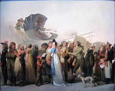 1797  L L Boilly  L'incroyable parade