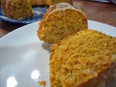 Las receticas de Anica: Bizcocho de zanahoria y coco