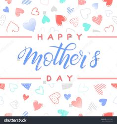 stock-vector-happy-mothers-day-typography-happy-mothers-day-hand-drawn-lettering-and-seamless-pattern-with-633371867.jpg (1500×1600)