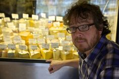 The Cheese Bar's Steve Jones, Portland's resident cheese whiz and card-carrying best cheese monger in the world (as crowned at 2011's Annual Cheesemonger Invitational), gives his top five picks for the region's cheeses.