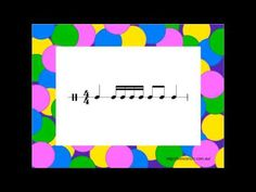 Tika Tika - YouTube. Most of my students are not ready to read these rhythms independently but the backup track is fun. Consider creating a similar video but with an echo or at least a count off if they are to do it independently (in centers)