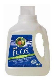 Płyn do Prania ECOS Trawa Cytrynowa 2,96L Earth Friendly Products Toddlersi