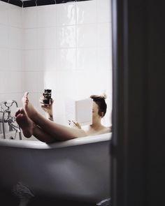 Bubble bath single s