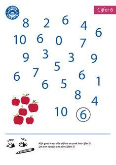 Preschool Writing, Numbers Preschool, Teaching Math, Kindergarten Math Worksheets, Preschool Activities, Visual Perception Activities, School Readiness, Math For Kids, Teaching Materials