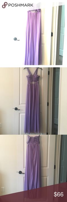 Purple gown. Size 7/8 Purple gown. Size 7/8 Dresses Prom