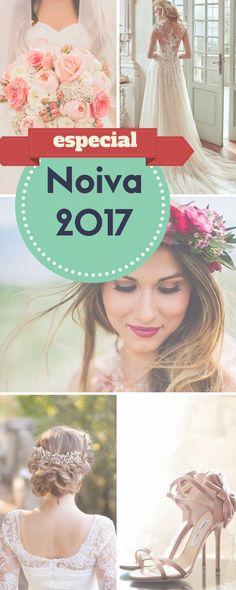 Especial noiva 2017: escolha o seu look!