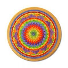 Mandala_Regenbogen-Die Mandala Bedeutung und ihre symbolische Dimension