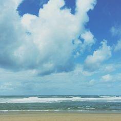 Ocean / France / Seignosse #ocean #landscape #beach