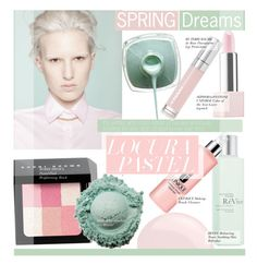 """Spring Dreams"" by kusja ❤ liked on Polyvore featuring beauty, Essie, RéVive, Bobbi Brown Cosmetics, Sephora Collection, Clinique, By Terry, Spring, Beauty and pastels"