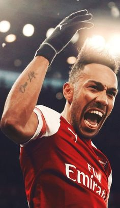 Aubameyang Arsenal, Football Players, Idol, Bring It On, Soccer, Wallpapers, Adidas, Club, Life