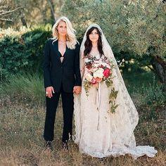 01ec829ced8a Love is louder. Lesbian WeddingWedding ...