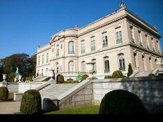 mansions of Newport, RI