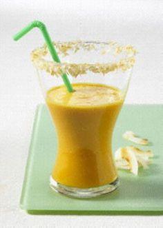 Kokos-Möhren-Smoothie Rezept