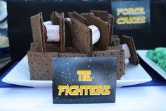 'Tie fighters'
