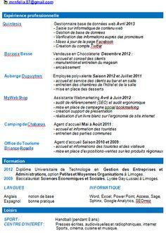 Avis à la Pinterestosphére : Je recherche alternance dans le Webmarketing sur Bordeaux et alentours pour la rentrée prochaine ... mais possibilité de commencer dès cet été !!!   Contactez moi à mrnfelix.87@gmail.com pour plus d'informations :)    http://emploi.alsacreations.com/demande-15389-Alternance-webmarketing.html