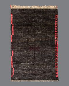 Vintage Moroccan Carpets // Breuckelen Berber // Want to find something similar that's less expensive and delicate. Berber Carpet, Berber Rug, Textiles, Morrocan Rug, Moroccan, Interior Rugs, Rug Inspiration, Unique Rugs, Rugs
