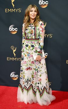 d6d64d8a3b The Emmys Red Carpet Looks Everyone Will Be Talking About