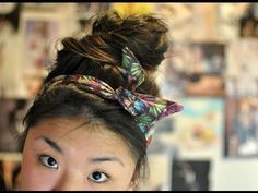 ▶ ✂ D.I.Y. Wired Headwrap - YouTube Clever DIY using duck tape to wrap wire. Use any wire ( even from hanger ).