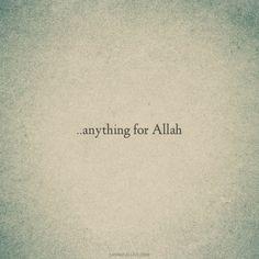 Let it go for the sake of Allah..  - www.lionofAllah.com