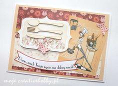Kto by nie chciał dostać takiej kartki? ;)