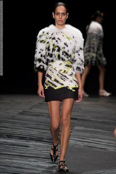 J. Mendel (Spring-Summer 2015) R-T-W collection at New York Fashion Week  #AgneKonciute #AmandaWellsh #AnjaLeuenberger #BlancaPadilla #CristinaPiccone #DariaStrokous #DianaMoldovan #DorotaKullova #ElenaBartels #HeriethPaul #J.Mendel #JacquelynJablonski #JosephineLeTutour #JuliaFrauche #JulianaSchurig #KremiOtashliyska #KristinaPetrosiute #LarissaMarchiori #LouiseParker #MarianaSantana #MeaghanDeWarreng-Waller #MinaCvetkovic #NastyaSten #NewYork #ShuPei #SungHee #ValeryKaufman #ZlataMangafic