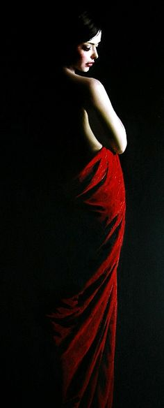 Women in art: Taras Loboda - портрети