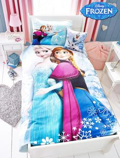 Frozen bed set from Next!!