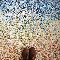 #mosaic #mosaico #mozaika #mosaicfloor #terazzo #seminato #floor #glass #floorsthatilove #fromwhereistand #lookingdown #IHaveThisThingWithTiles #ihavethisthingwithfloors #tilephile #TileAddiction #selfeet #chaoqueeupiso #amazingfloorsandwanderingfeet #igitaly #colours #vscocam by a_kwiat