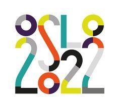 Visual identity for Oslo's 2022 Winter Olympics bid