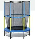 Trampoline With Safety Combo