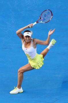 Caroline Wozniacki. Australian Open 2014
