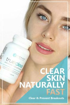 Looking for an affordable and safe way to clear your skin? TrueClear is the answer. By utilizing high quality natural ingredients, TrueClear helps clear and prevent moderate to sever pimples & breakouts. Click the image to learn more...