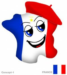 New France Plushky Design #kids #toys #global #culture #multicultural #globalkids #France