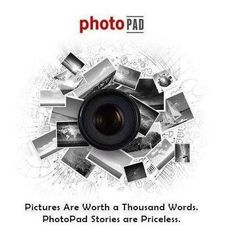 PhotoPad For Business..Your Social Media Marketing platform to share and publish your photo stories.