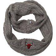 '47 Brand Chicago Bulls Ladies Kiowa Infinity Scarf - Gray
